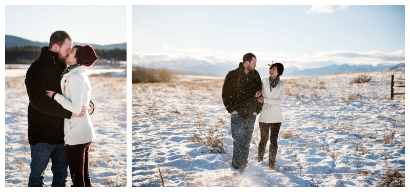 Engagement Photographer Cochrane