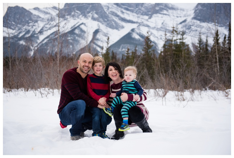 Mountain Family Photography Canmore