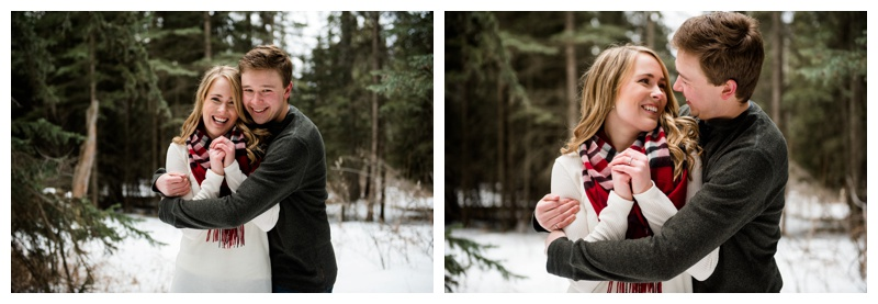 Engagement Photography Canmore