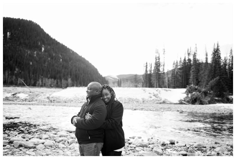Kananaskis Engagement Session