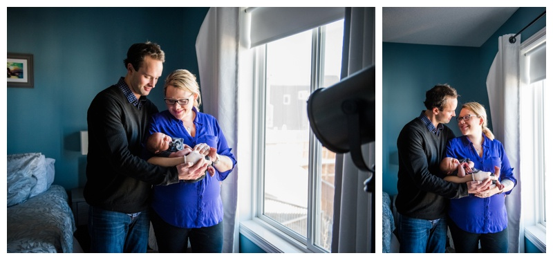 In Home Family Photos Calgary