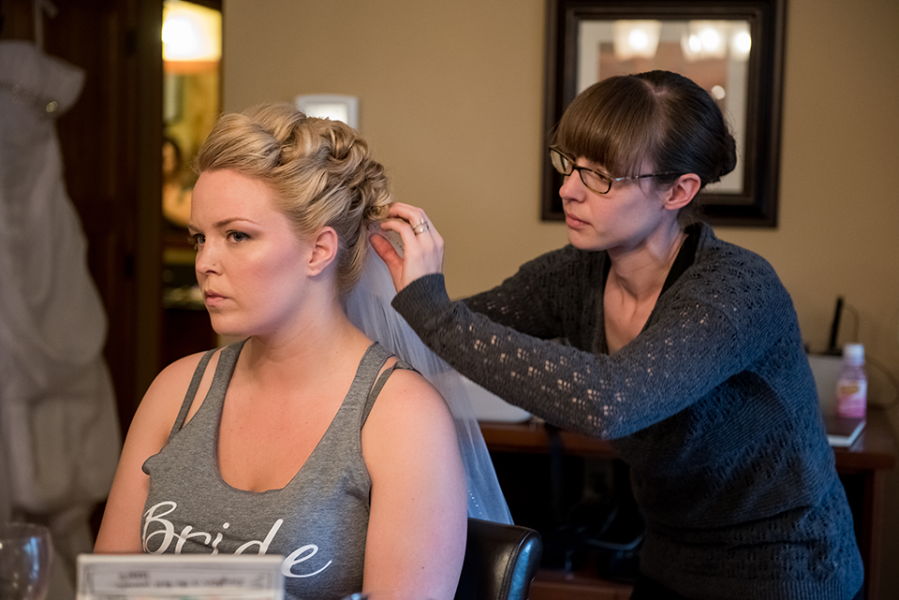 Calgary Wedding Hair Stylist - Lilies & Lace Beauty Co.