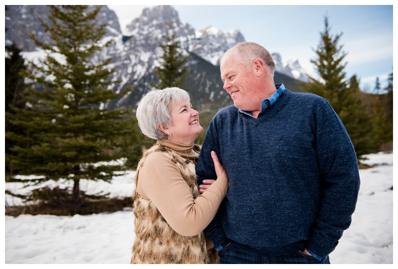 Canmore Couple Photographer