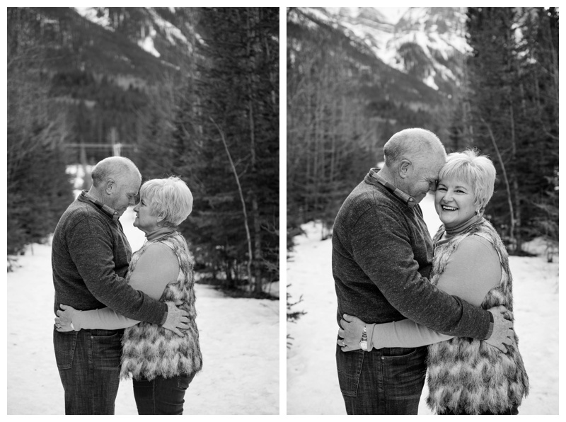 Anniversary Photography Canmore Alberta