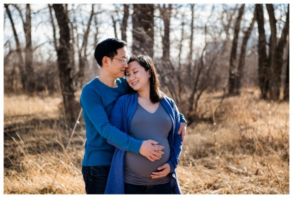 Pearce Estate Park Maternity Photography – Calgary Maternity Photography