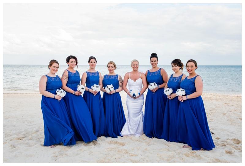 Beach Wedding Bridesmaid Dresses