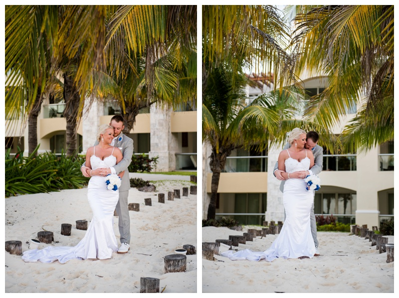 Cancun Destination Wedding Photographer