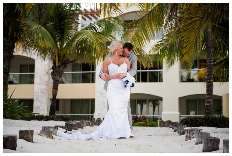 Cancun Moon Palace Resort Wedding