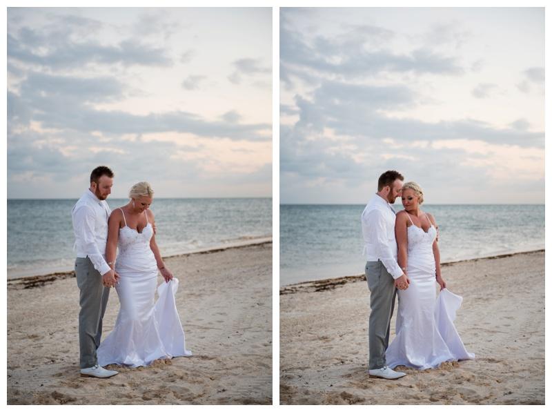 Beach Wedding Photography Cancun