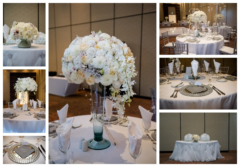 Moon Palace Golf Resort & Spa Wedding Reception