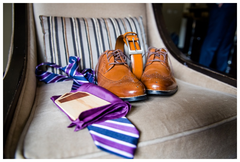 Groom Prep Wedding Photography