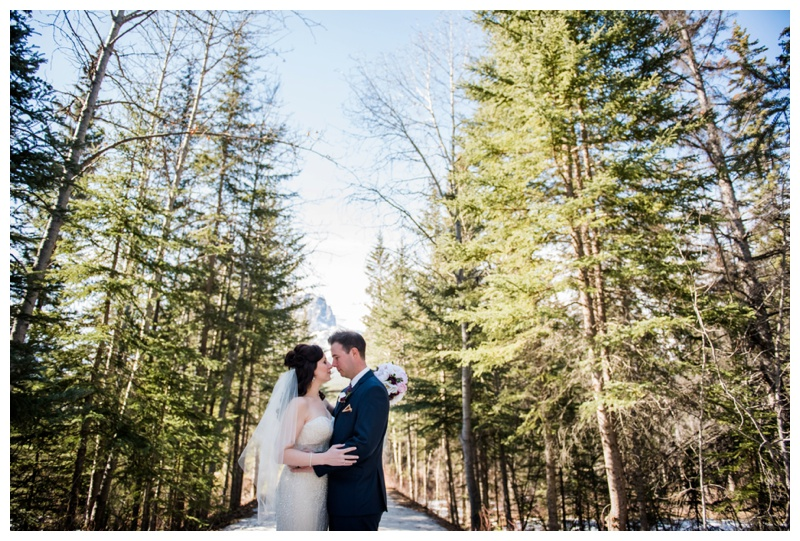 Wedding Photos Canmore Alberta