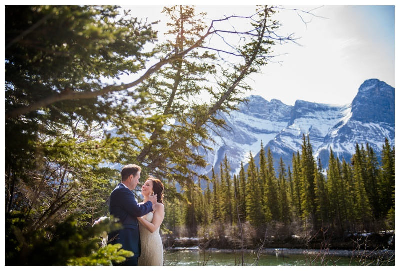 Wedding Photographer Canmore Alberta