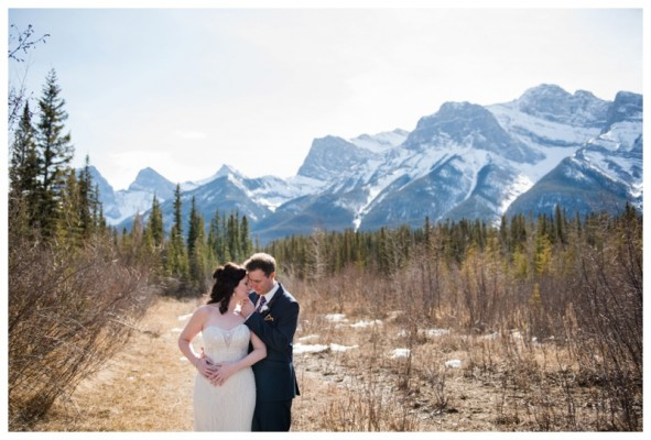 Murrieta's Restaurant Canmore Wedding – Paul & Jennifer's Mountain Wedding