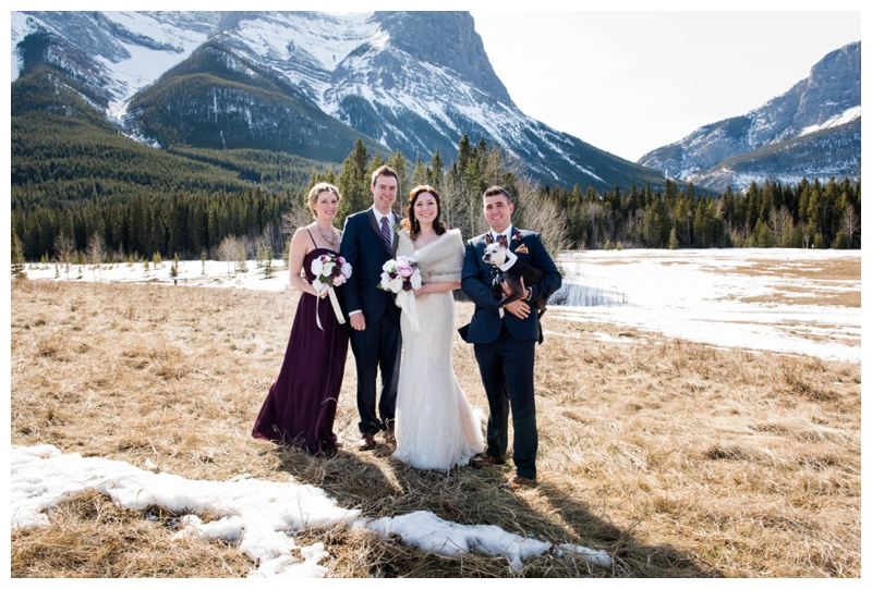 Quarry Lake Bridal Party Photos