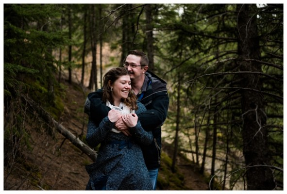 Calgary Fishcreek Park Engagement Photography ~ Zachary & Rebekah
