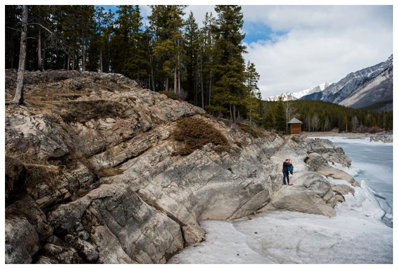 Lake Minnewanka Banff Alberta