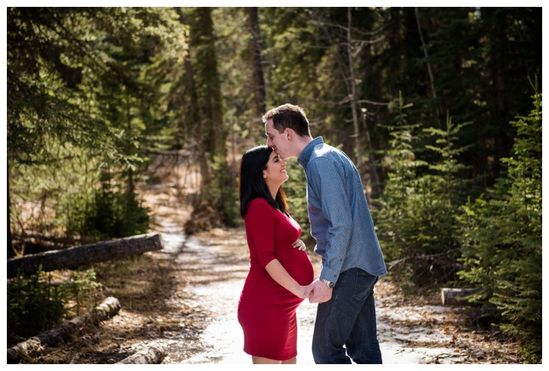 Bragg Creek Maternity Photography