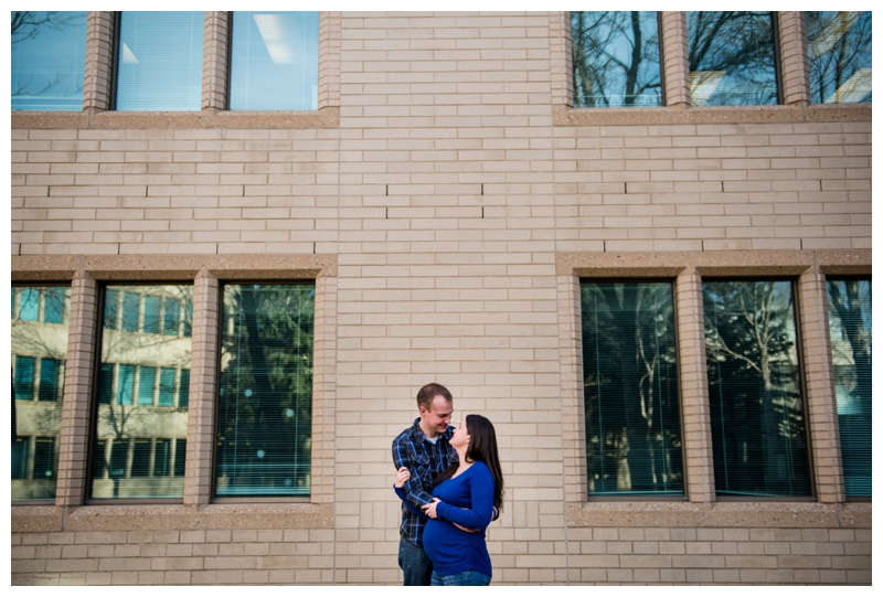 Mount Royal Maternity Session