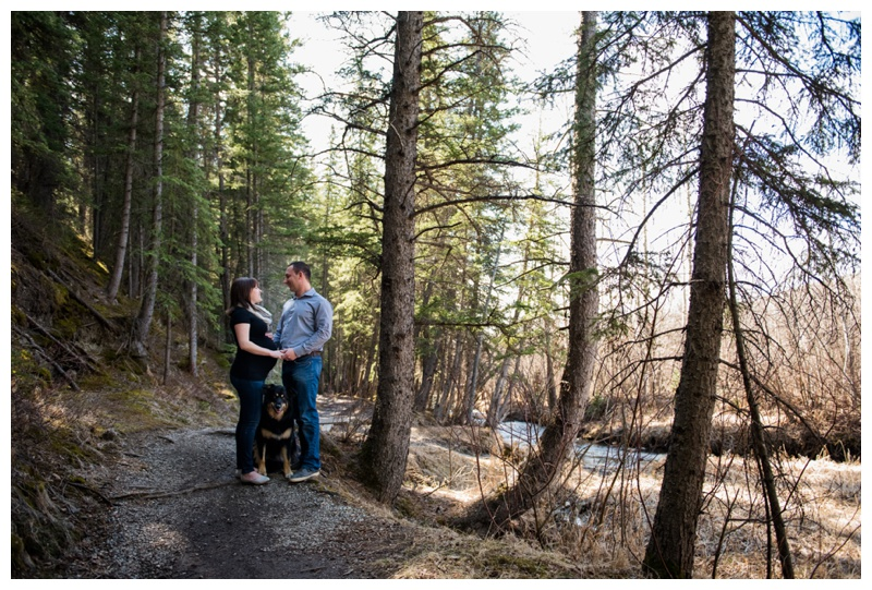 Cochrane Ranche Maternity Session