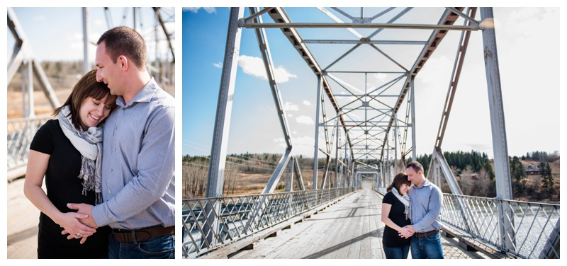 Calgary Maternity Session