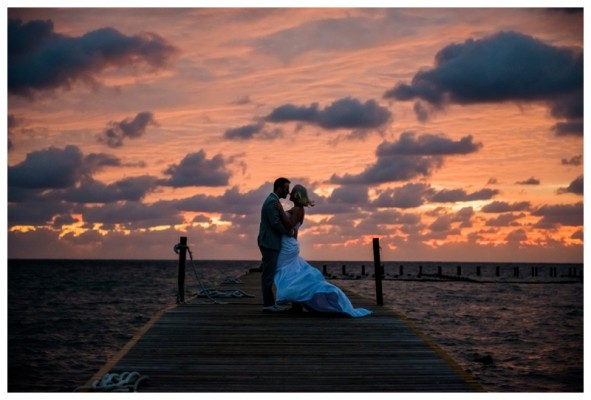 Cancun Moon Palace Resort Rock the Dress Session – Steven & Brandi