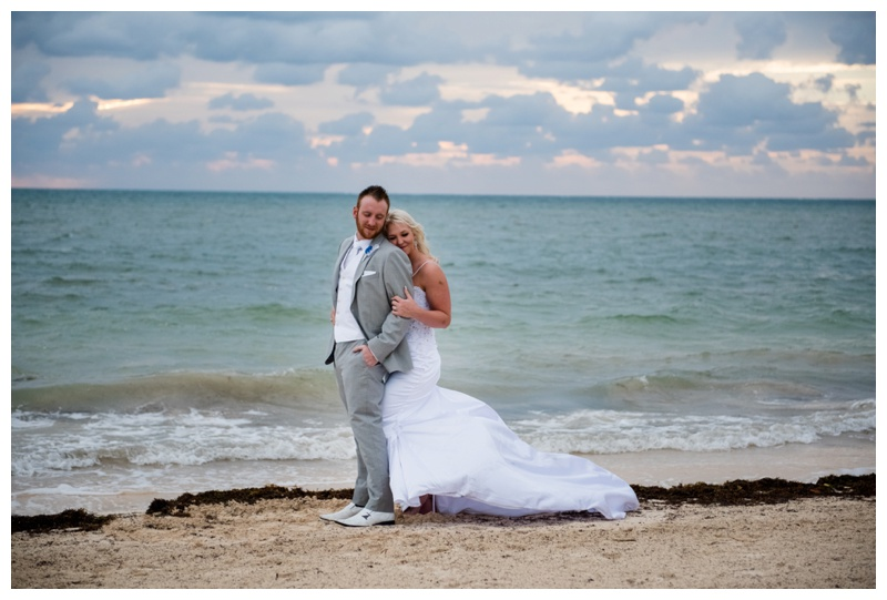 Cancun Beach Wedding Photography