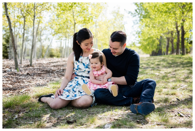 Spring Family Photography Calgary
