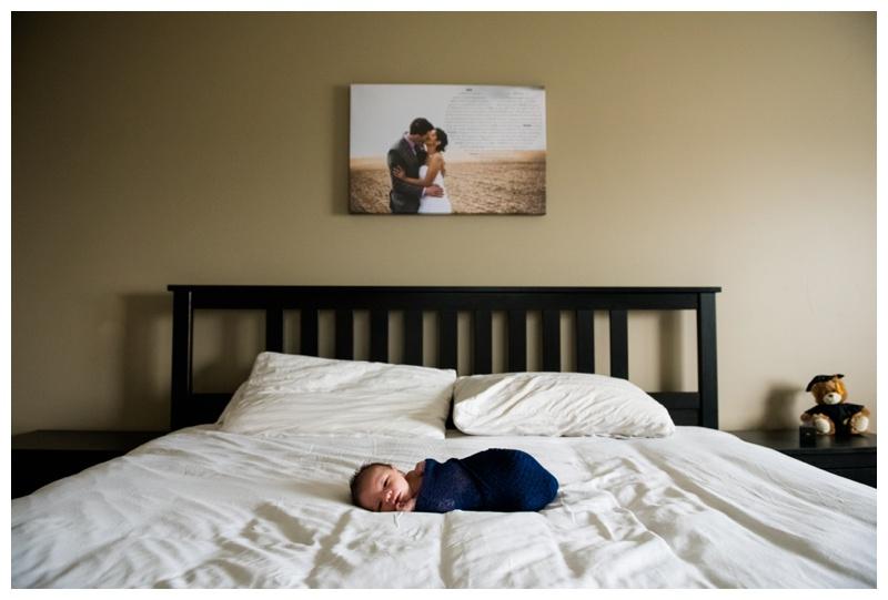 Lifeestyle Newborn Photos Calgary