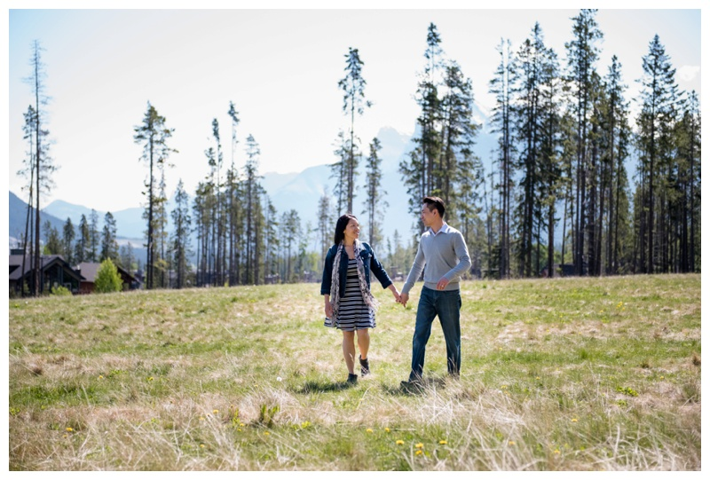 Canmore Couple Photography