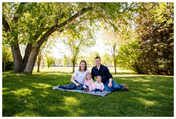 Baker Park Family Photography ~ Calgary Family Photographer