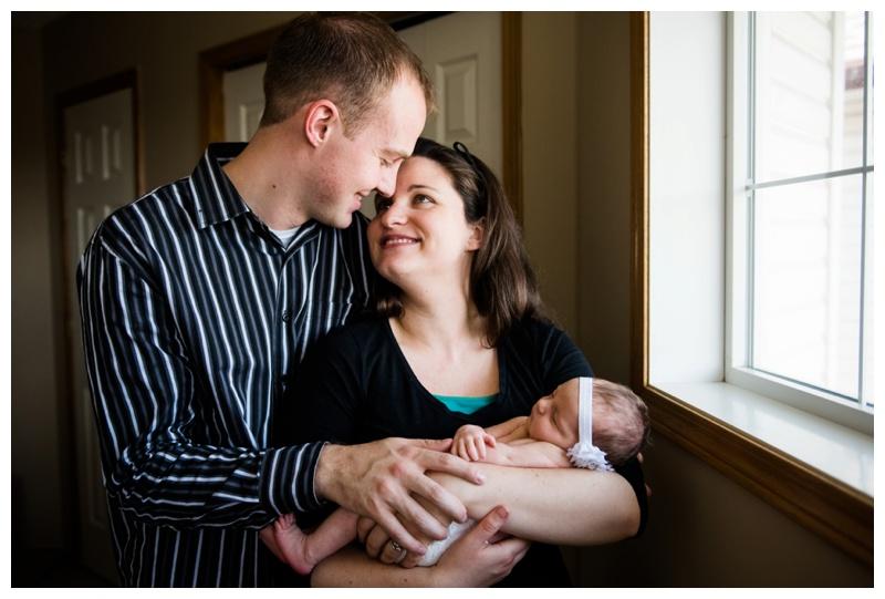 Family Newborn Photography Calgary