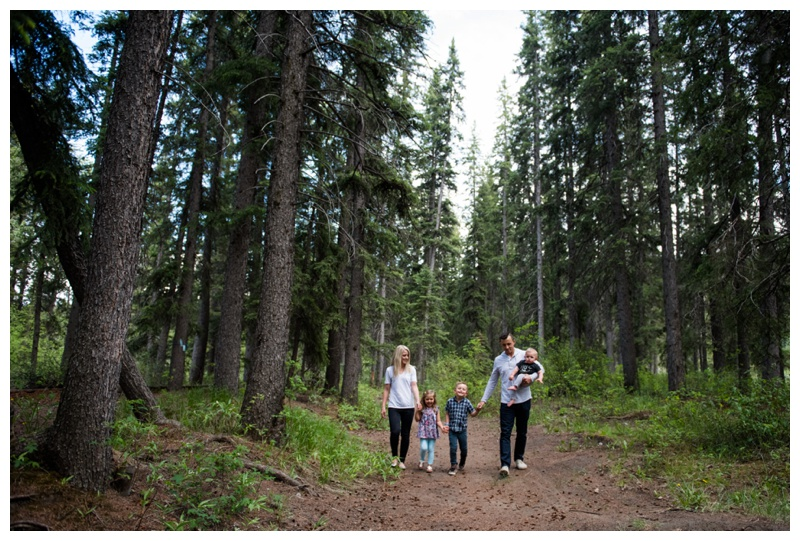 Spring Family Photography Calgary