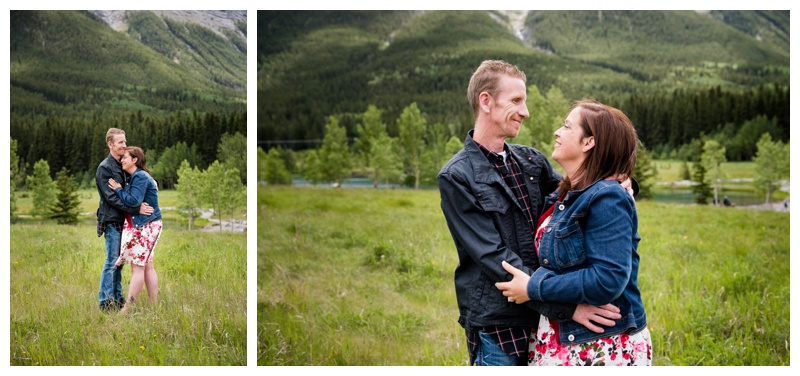Quarry Lake Engagement Session