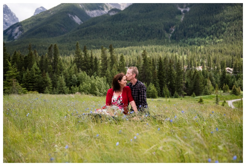 Canmore Engagement Session