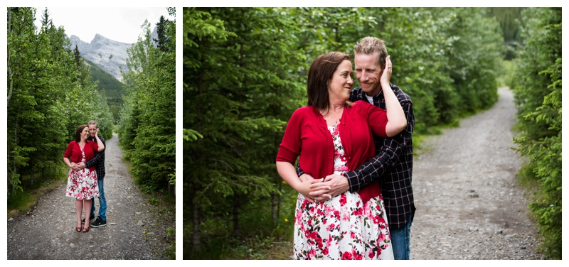Quarry Lake Engagement Photography