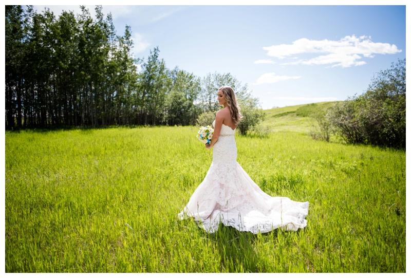 Bridal Portraits Calgary Alberta