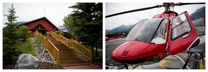Alpine Helicopters Inc. Heli Elopement