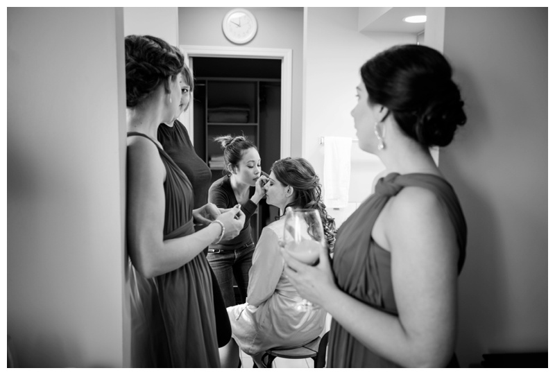 Bridal Wedding Photography Calgary