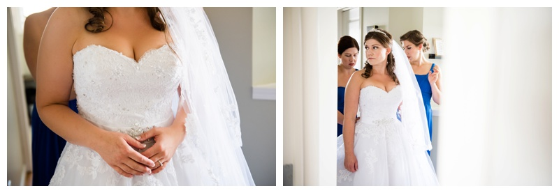 Sweetheart Neck Wedding Dress Calgary