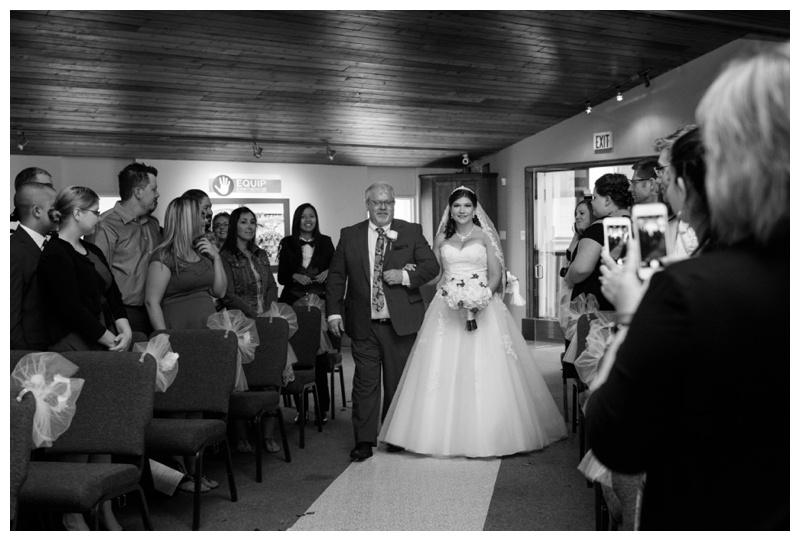 Jubilee Christian Centre Wedding Photography Calgary