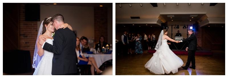 Calgary Danish Club Wedding