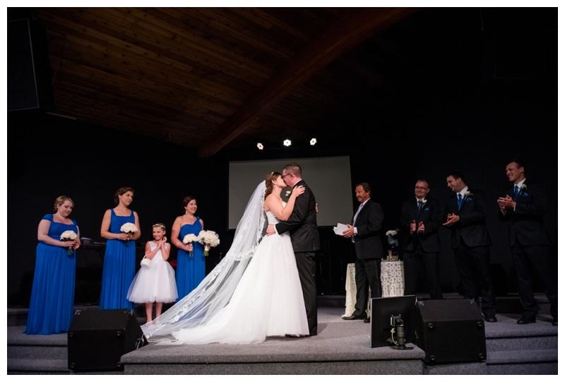 Calgary Jubilee Christian Church Wedding