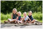Calgary Extended Family Photography – Calgary Ravine Family Photos