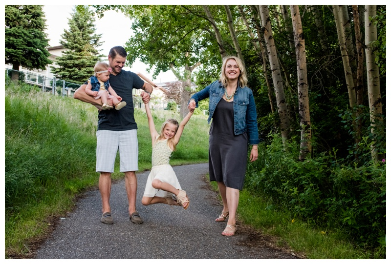 Fun Calgary Family Photos