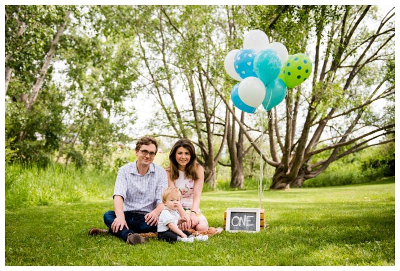 Confederation Park Family Photographer