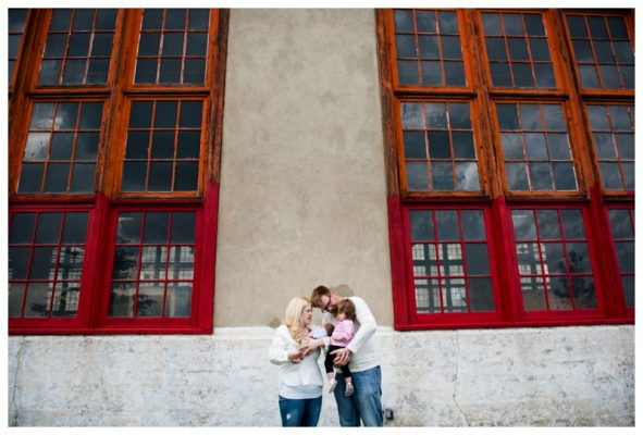 Calgary Train Yard Family Photography – Calgary Family Photographer