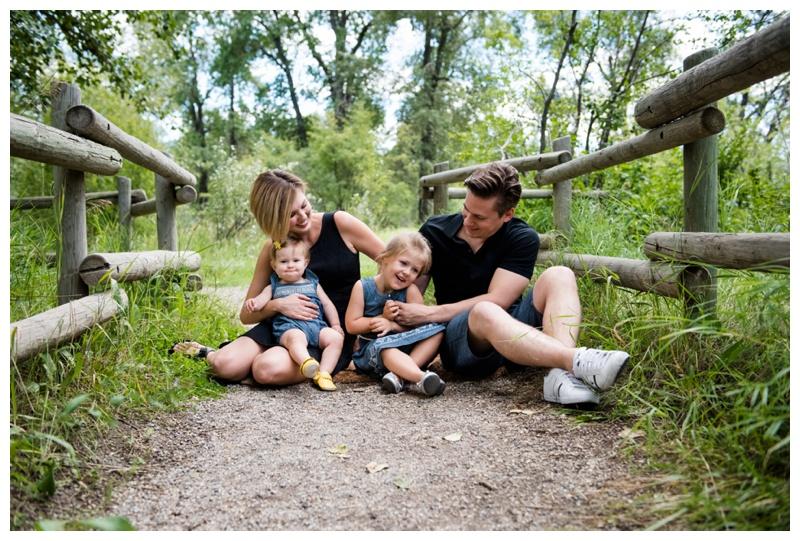 Summer Family Photography Calgary