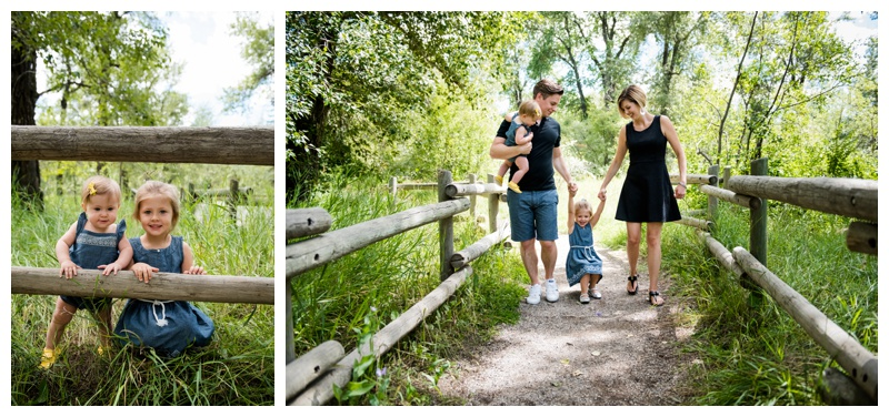 Family Photography Calgary Pearce Estate Park