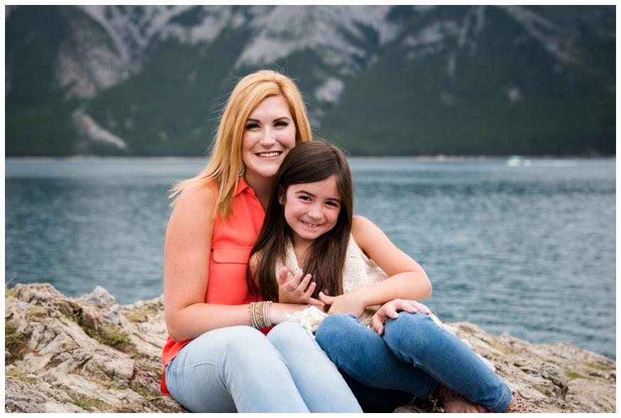 Banff Alberta Family Photography